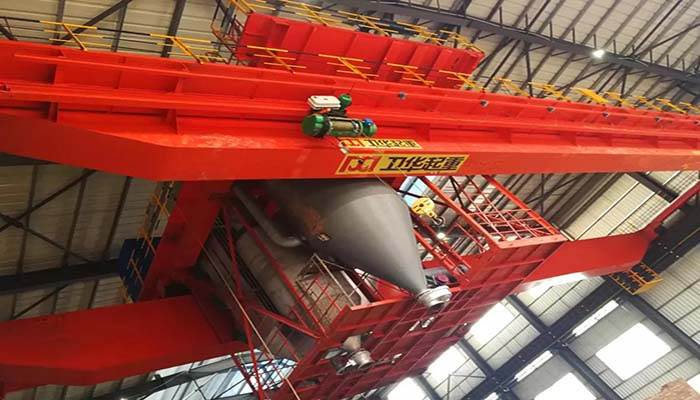 Strongway Adjustable Gantry Crane — 4000-Lb. Capacity …